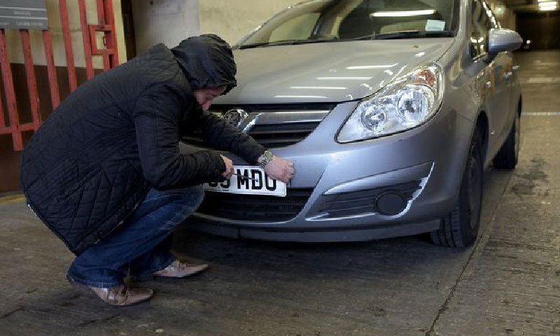 10 Steps To Take If Your Number Plates Have Been Cloned